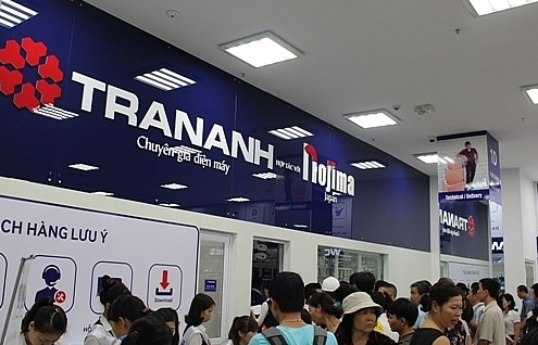 Tran Anh officially delists from Hanoi Stock Exchange