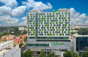 first holiday inn hotel in vietnam opens in ho chi minh city