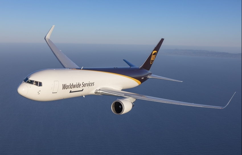 """""""Browntail"""" flights of UPS launched in Vietnam"""