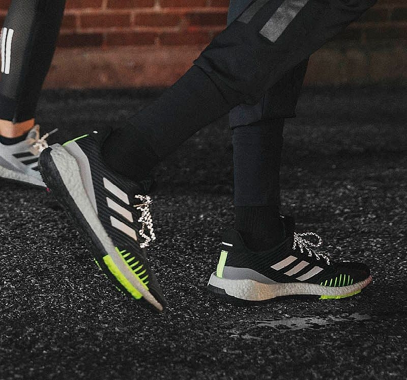 pulseboost hd winterized protected runners from all weather conditions