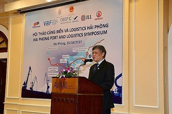 haiphong the future modern logistics centre