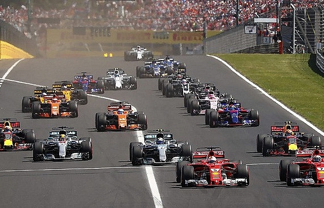 F1 race to be held in Hanoi's My Dinh sports complex