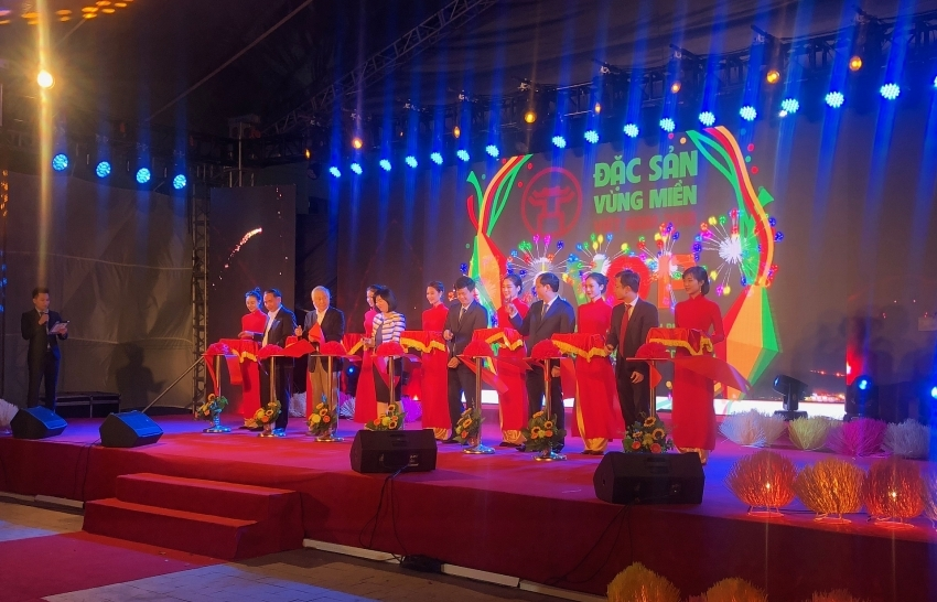 Vietnam Local Specialities Fair help local brands into international markets