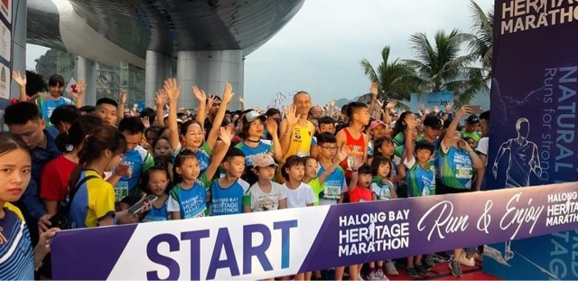 Halong Bay Heritage Marathon 2020 is ready as planned