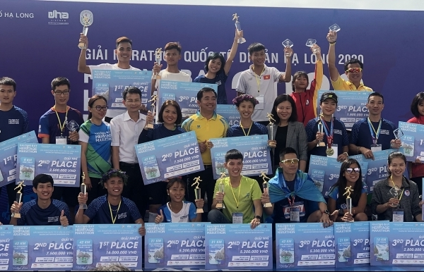 Quang Ninh looks to recover tourism image through running races