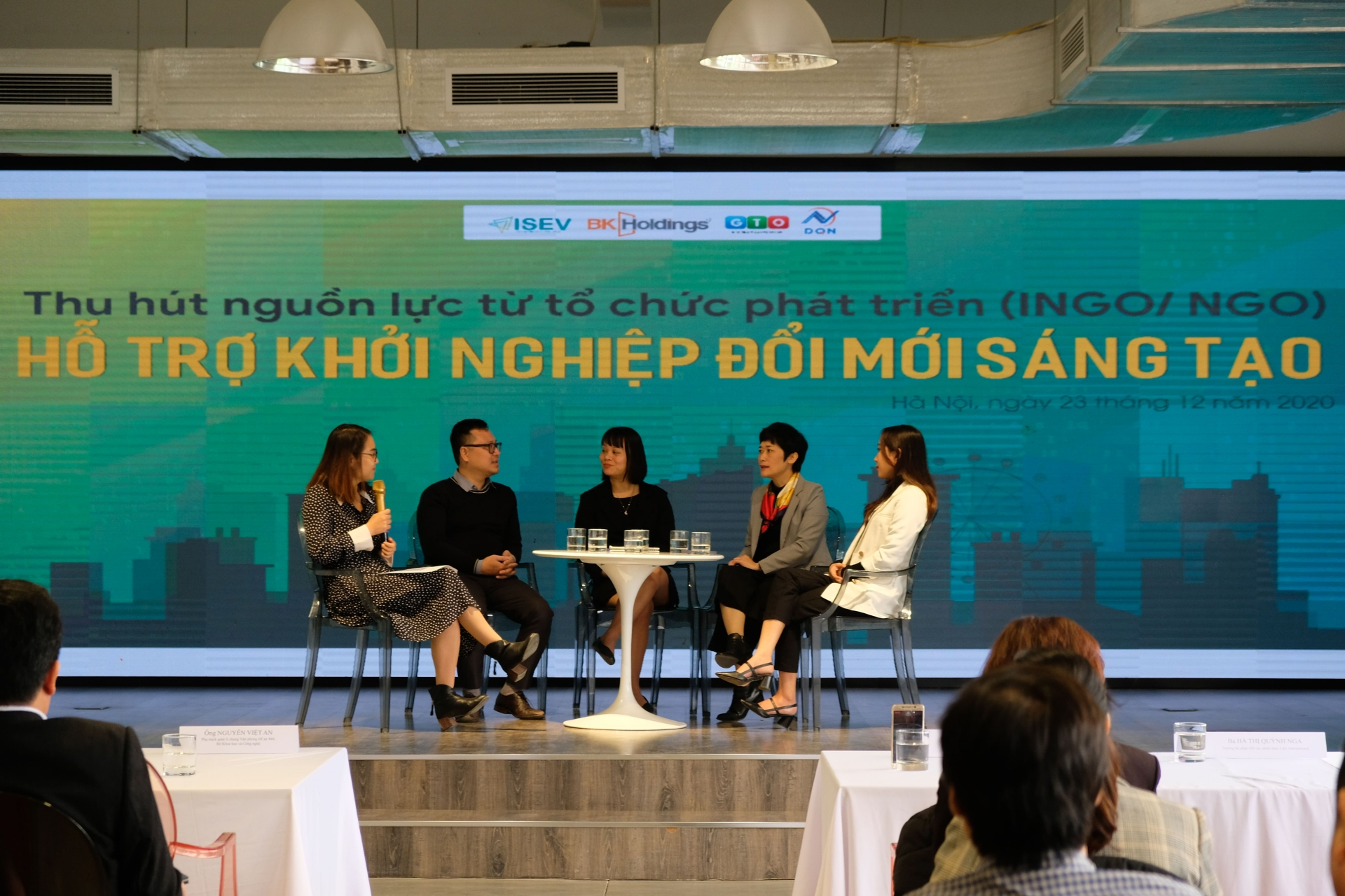 Working with NGOs a fast rising option for startups to mobilise capital