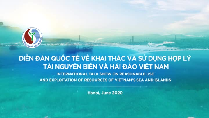 Talk show: The solutions for the sustainable development of Vietnam's ocean economy.