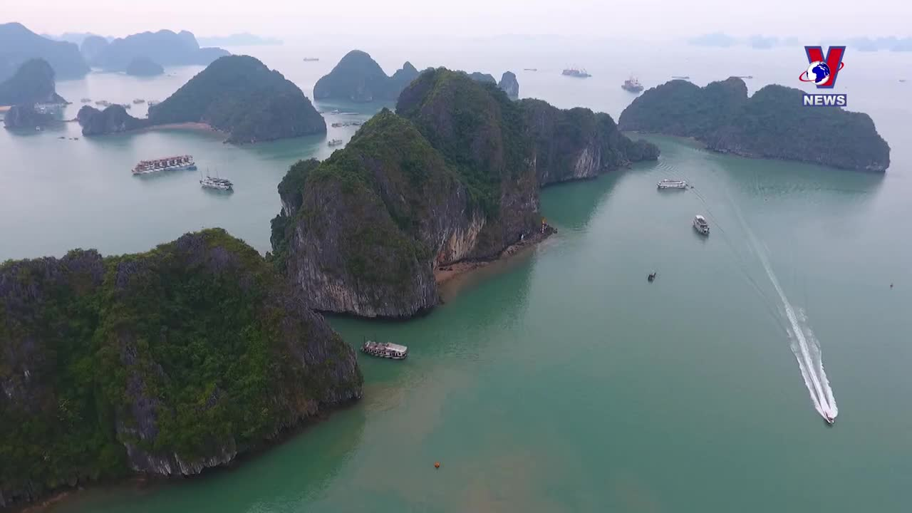 Ha Long Bay listed among world's 50 most beautiful natural wonders