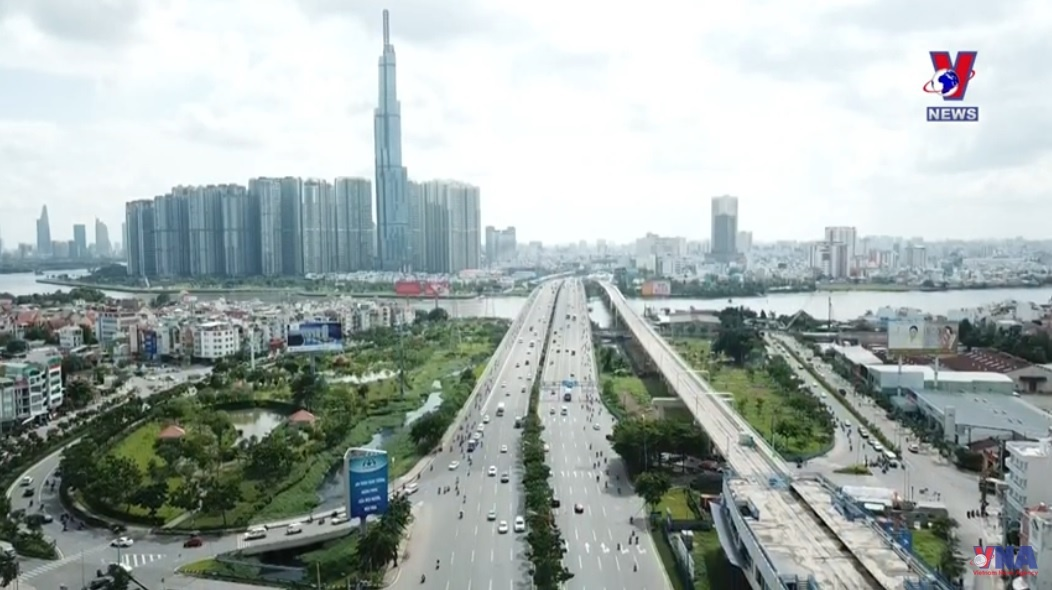 HCM City's master plan to 2040 focuses on climate change adaptation