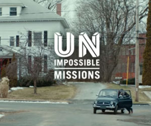 'Catching Lightning in a Bottle' - Unimpossible Missions - GE